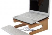 Soporte Portatil H9d9 soporte Elevador Para Portatil Con Hueco Para Teclado