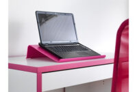 Soporte Portatil Ikea Thdr Ikea Brada soporte Para ordenador Portà Til De Color Rosa 42×31 Cm
