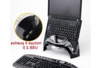 Soporte Portatil S1du Prar soporte Portà Til Smart Suites Fellowes Disofic