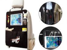 Soporte Tablet Coche Carrefour 8ydm 4222 organizador Para El asiento Del Coche Multiusos Con Apartado