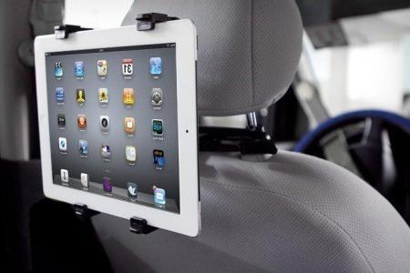 Soporte Tablet Coche Carrefour Bqdd soporte Coche Reposa Cabezas Respaldo asiento Para Ipad 2 Las