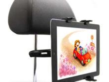 Soporte Tablet Coche Carrefour Gdd0 soporte Reposacabezas Coche Universal Tablets Hasta 10 1