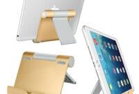 Soporte Tablet Dddy soporte Tablet Holder for Xiaomi Mi Pad 4 Portable Desk Stand for