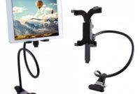 Soporte Tablet Ftd8 soporte Universal De Metal Flexible Para Tablet Con Pinza