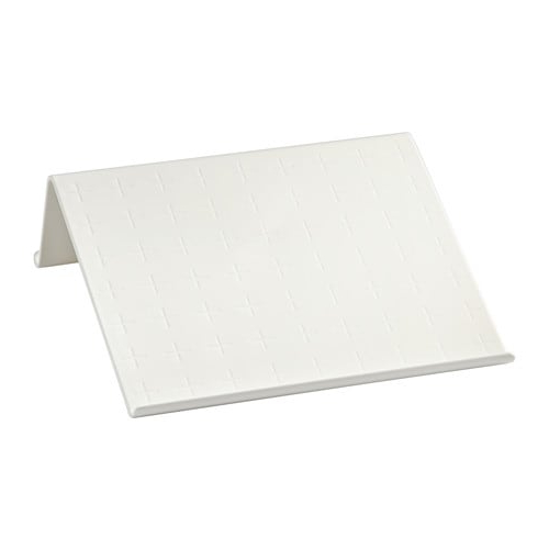 Soporte Tablet Ikea 87dx isber soporte Para Tablet Blanco 25 X 25 Cm Ikea
