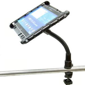 Soporte Tablet J7do Heavy Duty C Clamp Cross Trainer Treadmill Gym Tablet Holder for