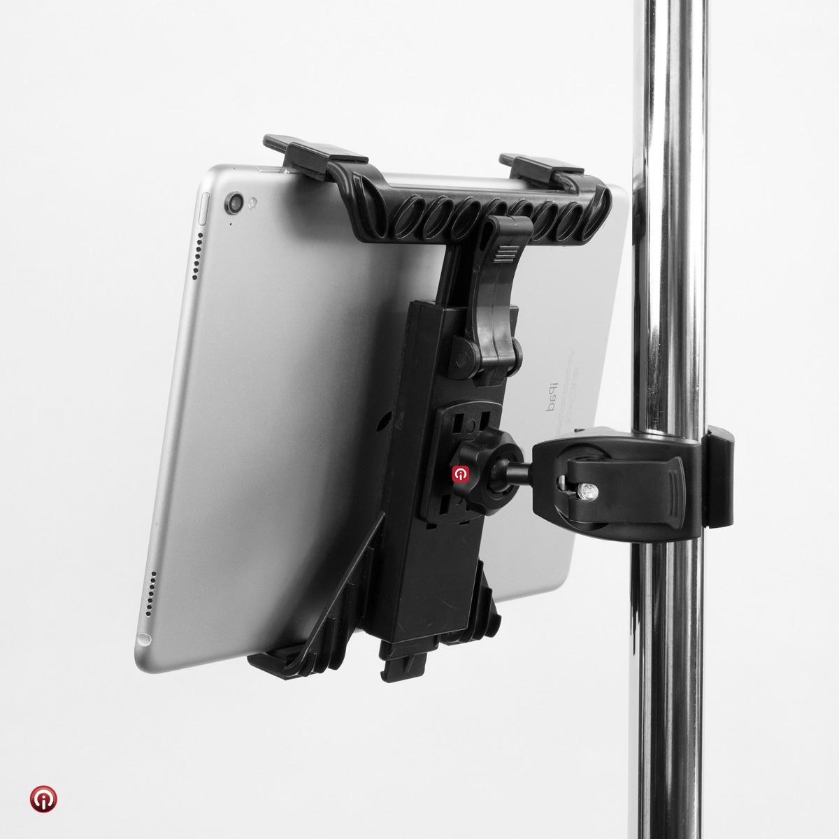 Soporte Tablet Jxdu Tssdj3 soporte Holder Tablet Stand De Microfono Musicos Dj