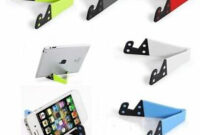 Soporte Tablet Mesa 3id6 Detalles De soporte Plegable De Mesa Universal Ajustable Para Smartphone Tablet Ipad iPhone
