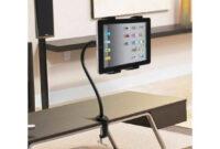 Soporte Tablet Mesa 3id6 soporte Universal Flexible Para Tablet Para Mesa Cama Anclaje Rotacion 360º