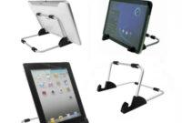 Soporte Tablet Mesa J7do soporte De Tablet Para Mesa Tipo atril Aluminio