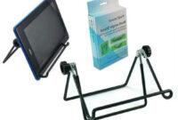 Soporte Tablet Mesa O2d5 soporte De Mesa Para Tablet O Celular 10 Pulgadas 12 Unid