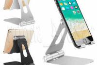Soporte Tablet Mesa Wddj Detalles Acerca De Mesa De Aluminio Plegable Escritorio soporte Montaje Ajustable soporte Tablet Telà Fono Celular Mostrar Tà Tulo original