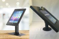 Soporte Tablet Mesa Whdr Base De Mesa Para Tablets O Ipads Antirobo Bases Y