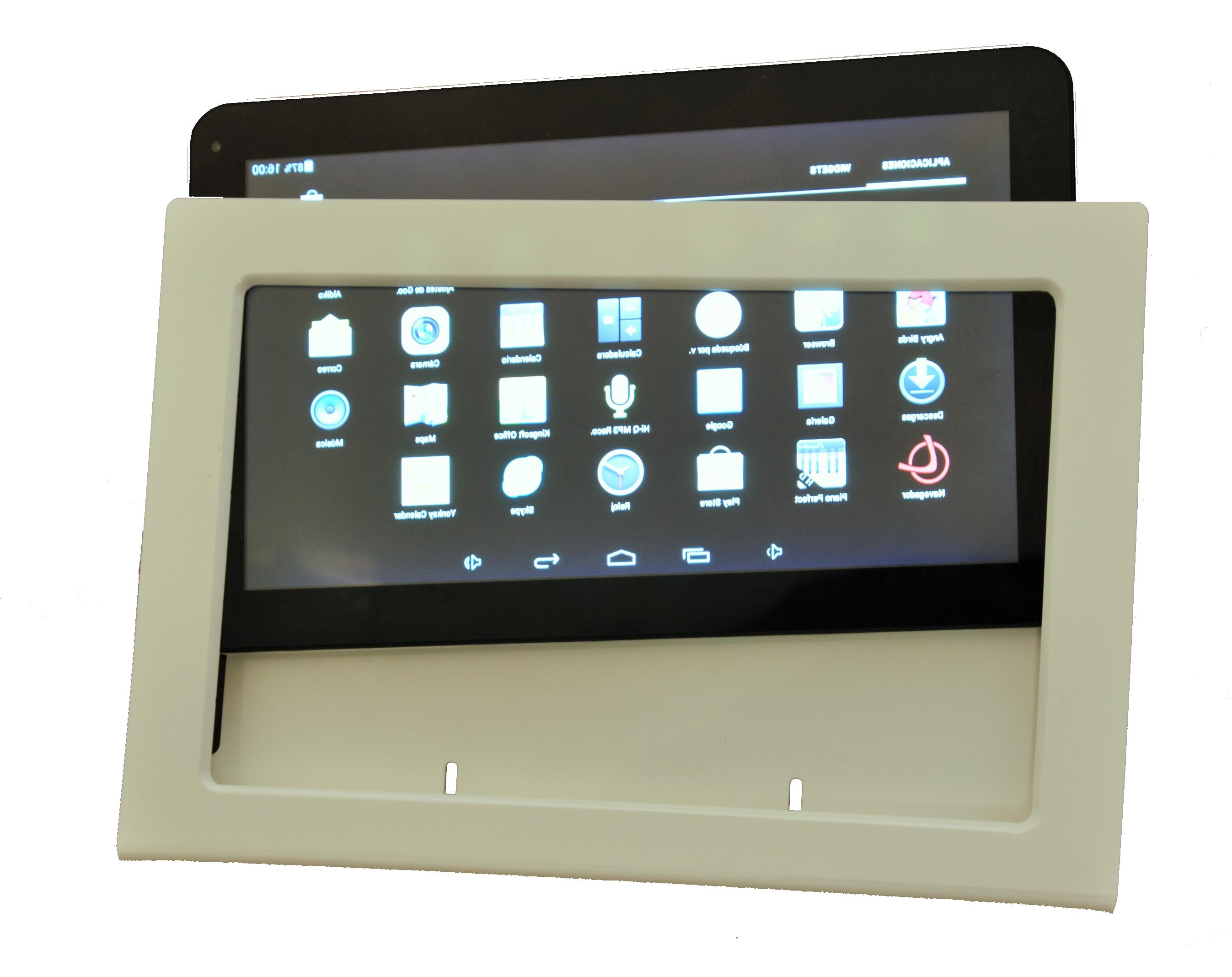 Soporte Tablet Pared E6d5 Arannea soportes Para Tablets Universales Marcos Y Fundas