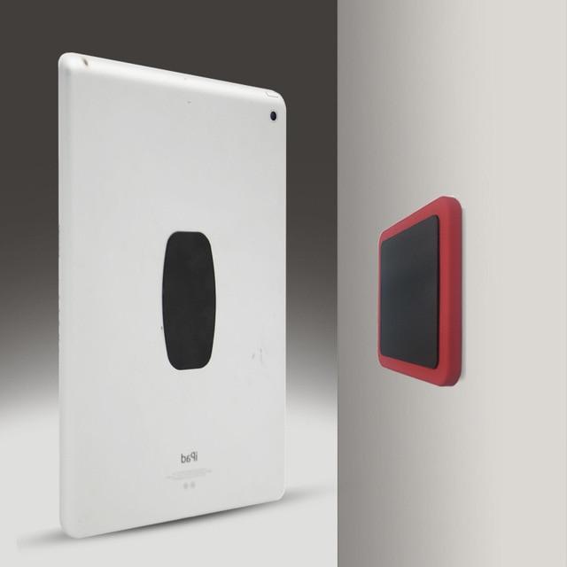 Soporte Tablet Pared Etdg Montaje En Pared Tablet sostenedor Del soporte Imà N De Adsorcià N