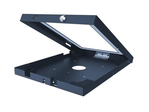 Soporte Tablet Pared Ftd8 soporte Samsung soporte Para Tablets Samungs 10 1 En Acero Negro Con