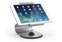 Soporte Tablet Tqd3 All Tablets Models Swivel Stand Tablet Stands for the Point Of Sales