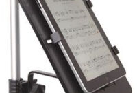 Soportes Tablet Txdf Ipad Tablet Pc Holder Fits Microphone Stands Great for Karaoke