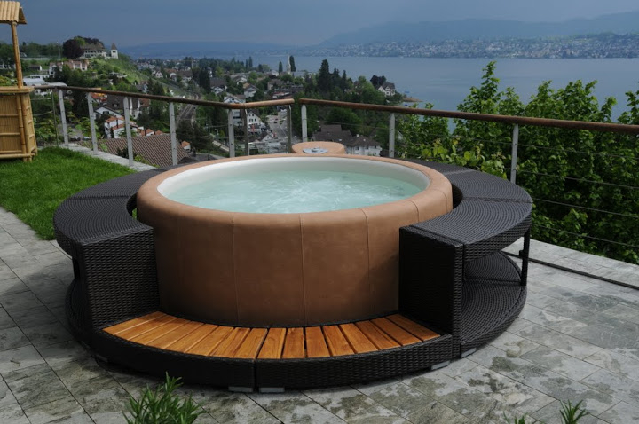 Spa Hinchable Rldj Spa Resort 300 softub