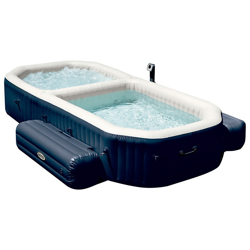 Spa Hinchable Xtd6 Spa Hinchable Purespa Con Piscina Outlet Piscinas