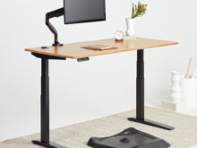 Standing Desk 3ldq the Jarvis Bamboo Standing Desk Bundle Fully