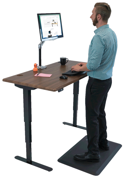 Standing Desk Dddy Shop Standing Desks Sit Stand Stand Up and Adjustable Workstations