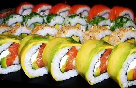 Sushi Las Tablas Bqdd Mas Tablas Yakata Sushi Delivery