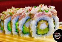 Sushi Las Tablas Drdp 2 Tablas De Makis A Elegir 2 Vasos De Refresco Para 2 Personas