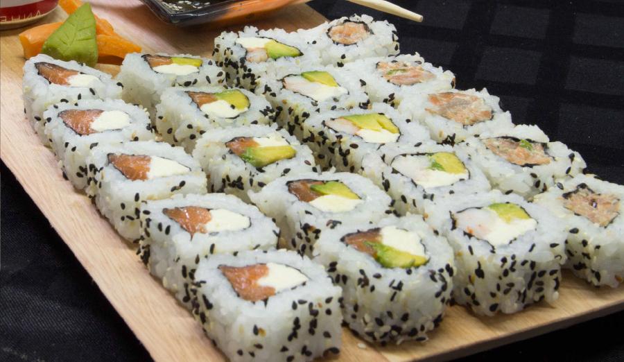 Sushi Las Tablas Ipdd Sushi Station