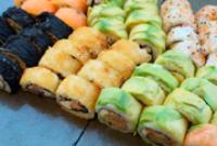 Sushi Las Tablas Mndw Senz 3 Personas