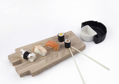 Sushi Las Tablas Nkde Tablas Para Sushi Con Un toque Divertido