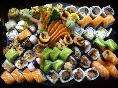 Sushi Las Tablas Tldn Hwayun Sushi