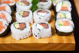 Sushi Las Tablas U3dh Delivery De Tabla Sushi Kanú Veggie 25 U De Kanu En