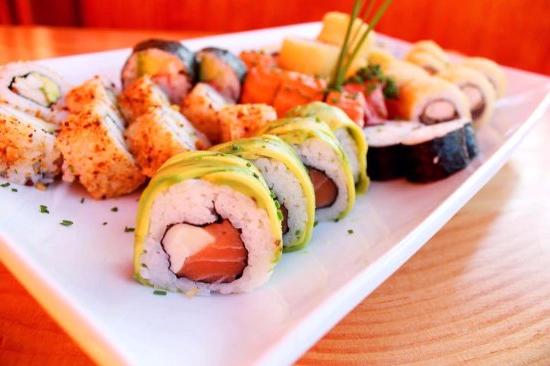 Sushi Las Tablas Wddj Tablas De Sushi Para Retiro En El Restorante O Delivery