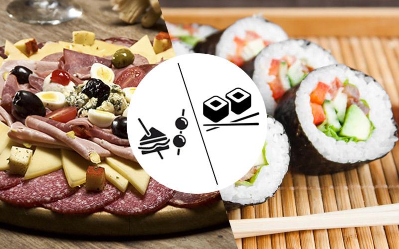 Sushi Las Tablas Xtd6 Las Tanas Catering