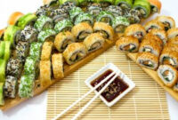 Sushi Las Tablas Zwdg Tablas Tu Sushi Ya