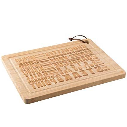 Tabla Cocina Txdf Pra Levivo Tabla De Cocina De Bambú Tabla De Cortar Con Diseà O