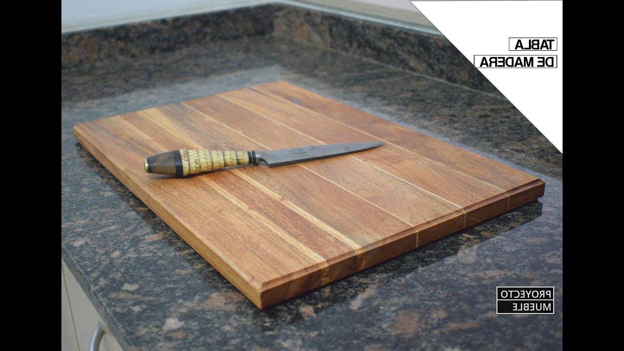 Tablas De Cocina De Madera Nkde Tabla De Madera Para Cocina Youtube
