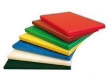 Tablas De Cocina Profesionales E9dx Tabla De Cocina Para Cortar Polietileno Sanitario Varios Colores