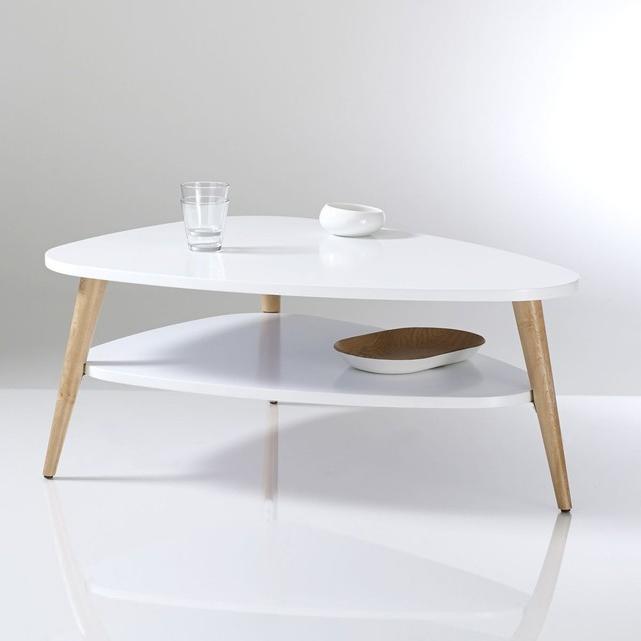 Table Basse Dddy Table Basse Vintage Double Plateau Jimi La Redoute Interieurs La
