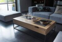 Table Basse Irdz Table Basse atelier Plateau Relevable Meubles Rigaud