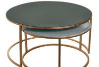 Table Basse Rldj Set Table Basse Gigogne Amalia De Pols Potten 2 Coloris