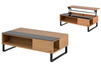 Table Basse U3dh soldes Table Basse Pas Cher but