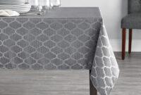 Table Cloth Drdp Hometrends Geo Tablecloth Walmart Canada