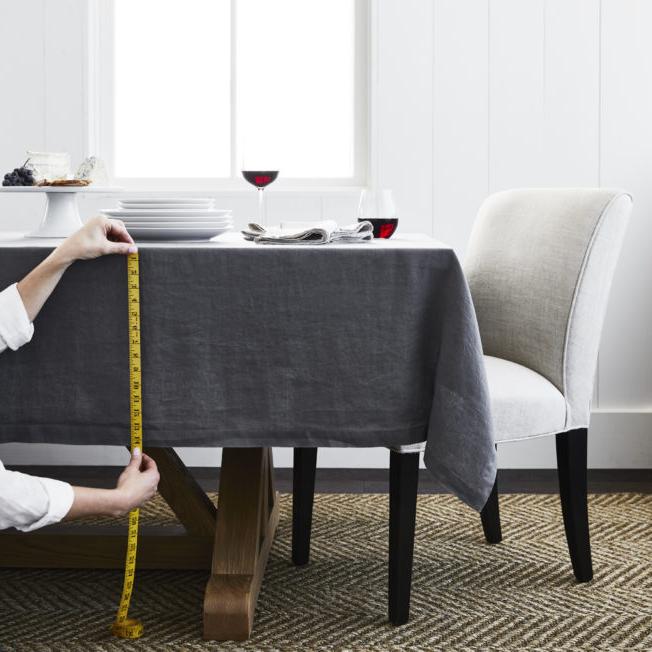 Table Cloth Tqd3 Tablecloth Size Calculator Williams sonoma Taste