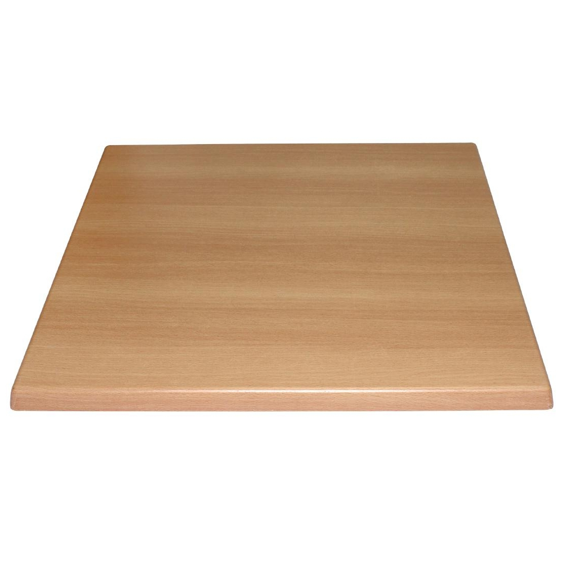 Table top Ftd8 Bolero Square Table top 600mm Beech