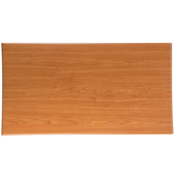Table top Ipdd Bfm Seating Ttrsn3060ch Resin 30 X 60 Rectangular Indoor Tabletop