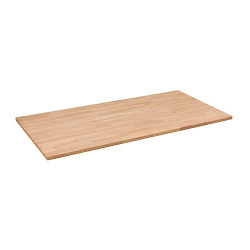 Table top Mndw Gerton Table top Beech 155 X 75 Cm Ikea