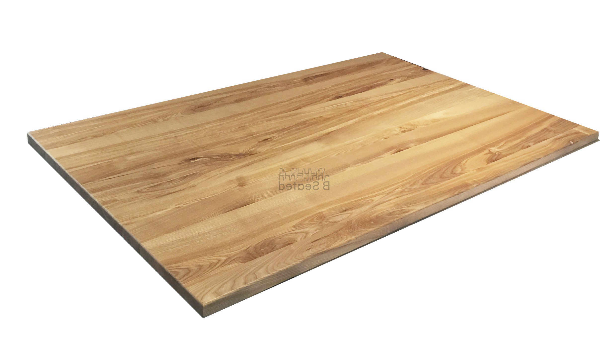 Table top Rldj solid American ash Table top