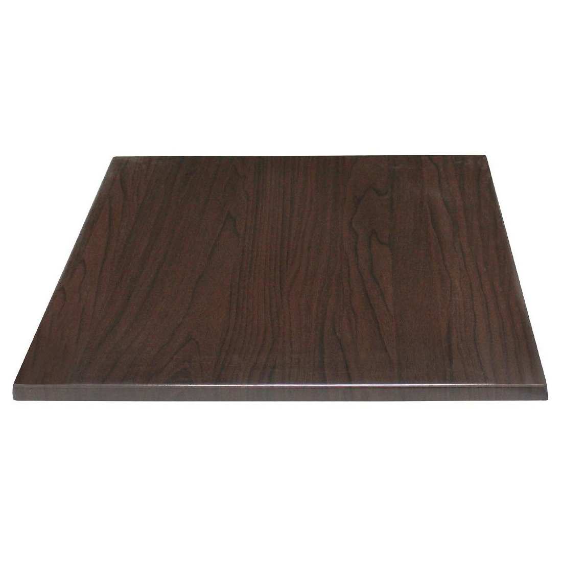 Table top Tqd3 Bolero Pre Drilled Square Table tops Dark Brown P Gg635